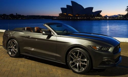 13,000 Australians ready to buy new Ford Mustang, on sale mid-2015