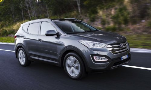 2015 Hyundai Santa Fe on sale in Australia from $38,490