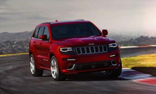 2015 Jeep Grand Cherokee SRT revealed, more power