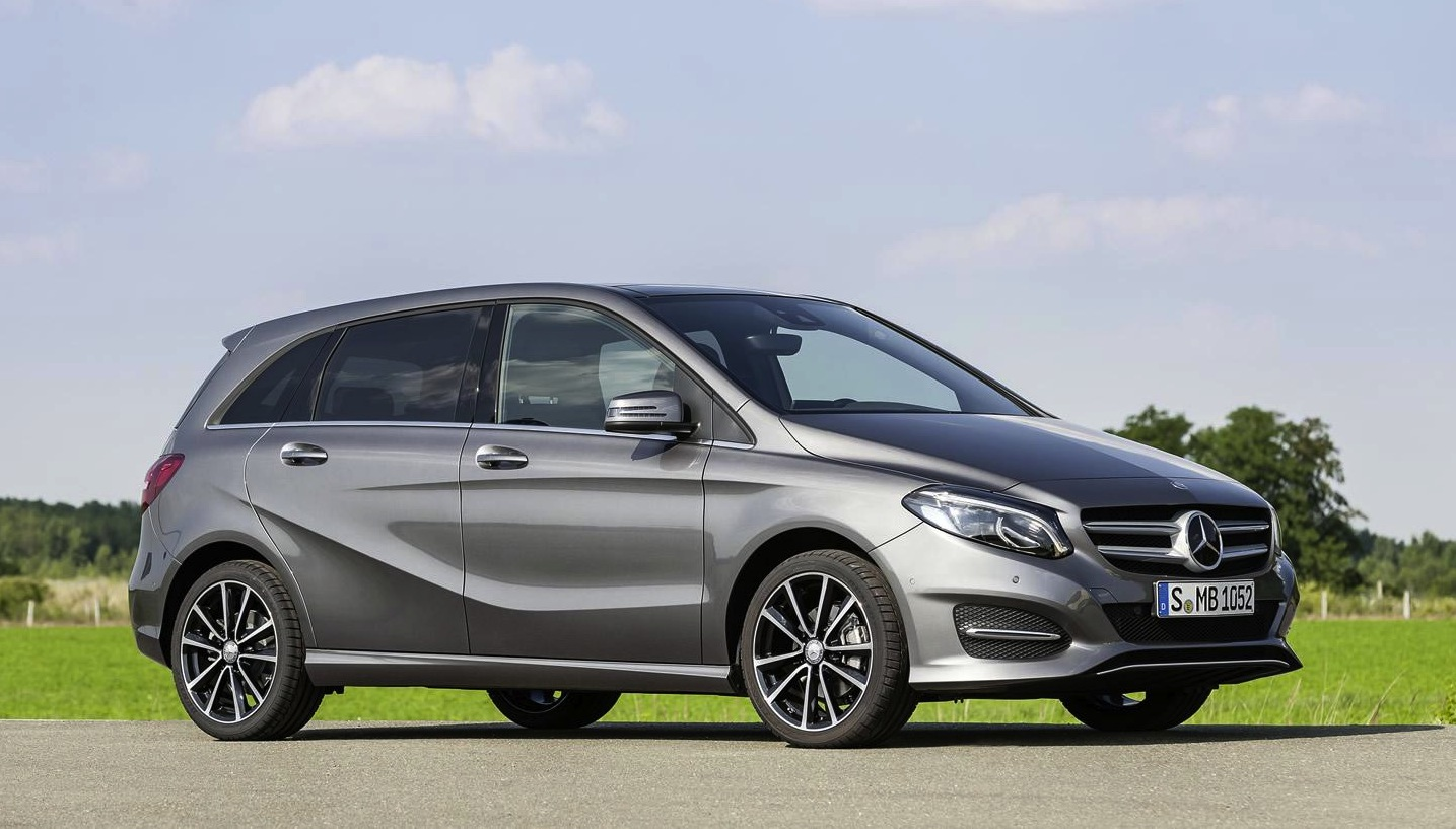 Mercedes B Class Specifications In India