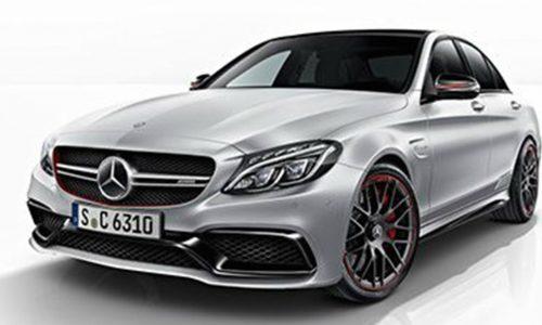 2015 Mercedes-Benz C 63 AMG & AMG S revealed