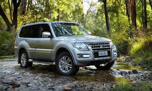 2015 Mitsubishi Pajero on sale in Australia from $50,990