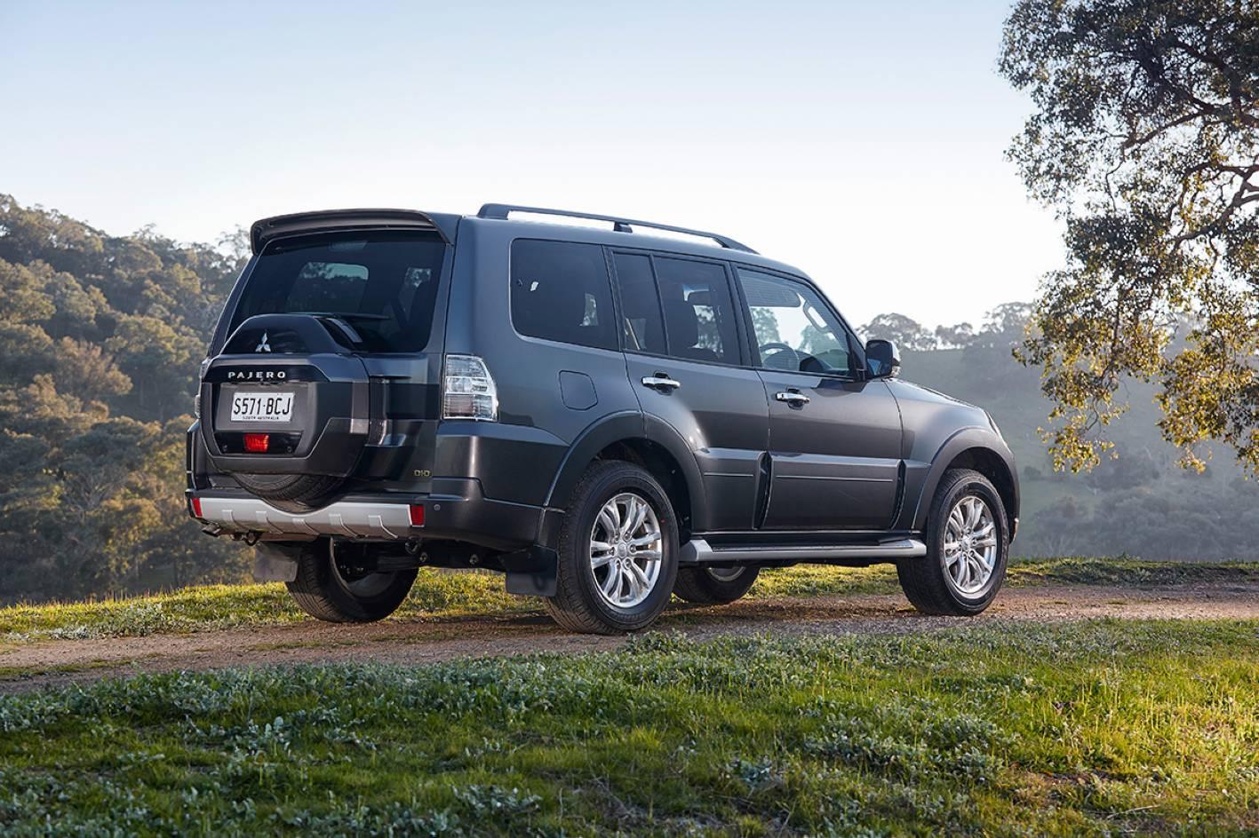 2015 Mitsubishi Pajero On Sale In Australia From 50 990