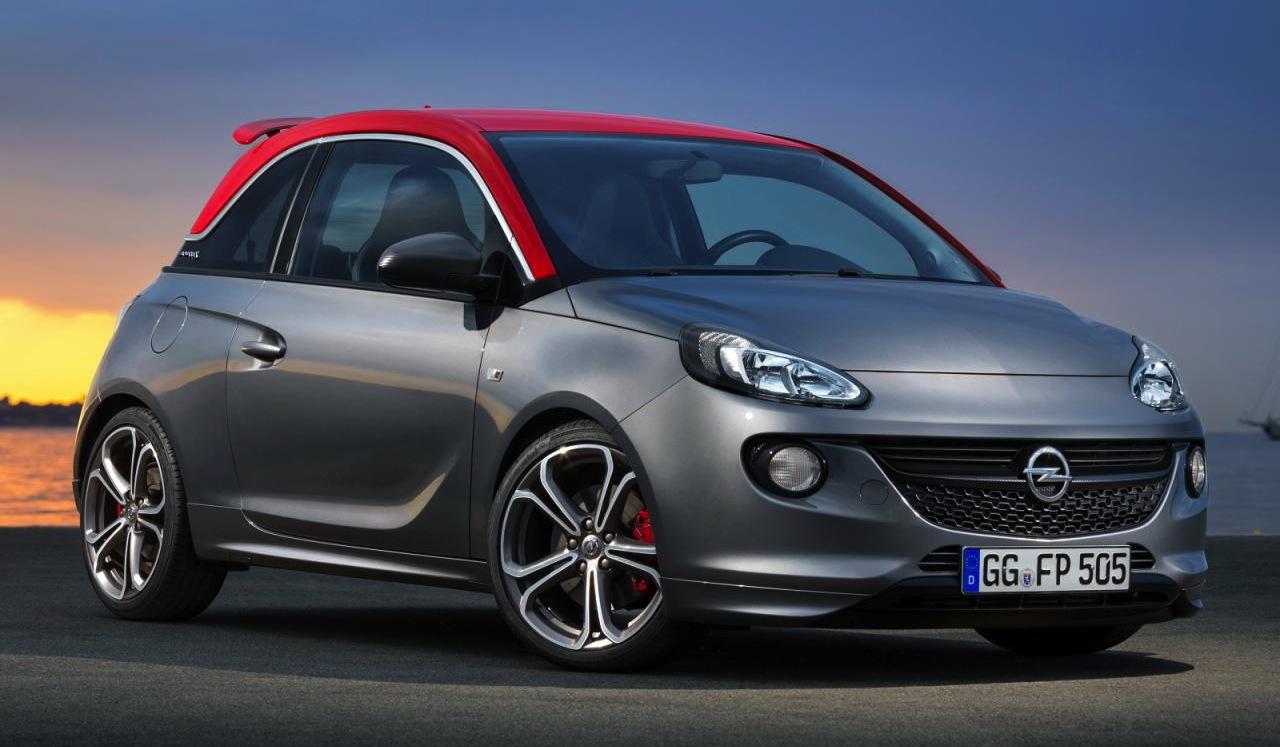 2019 Kia Rio >> Sporty Opel Adam S production model revealed | PerformanceDrive