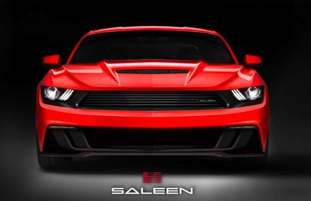 2015 Saleen 302 Mustang