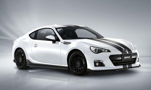 2015 Subaru BRZ Special Edition on sale from $40,650