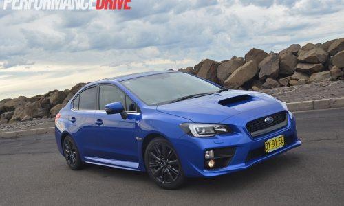 2015 Subaru WRX Premium review (video)