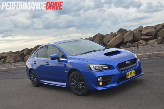 2015 Subaru WRX Premium Australia