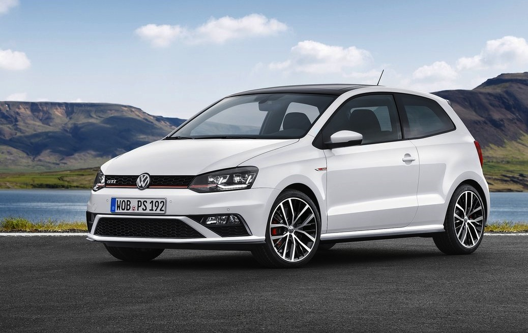 2015 Volkswagen Polo Gti Revealed Gets Powerful 1 8t