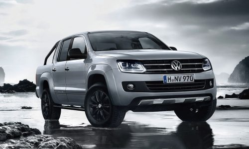 2015 VW Amarok 'Dark Label' special edition headed for Australia