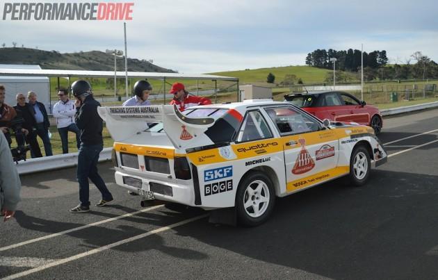 Audi S1 quattro Group B-Australia