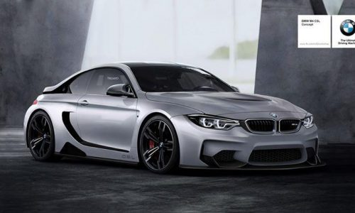 BMW M4 CSL on the way? GTS more likely