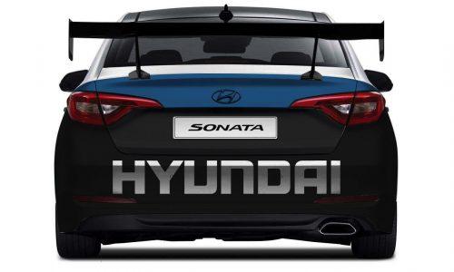 Bisimoto planning monster Hyundai Sonata project for SEMA