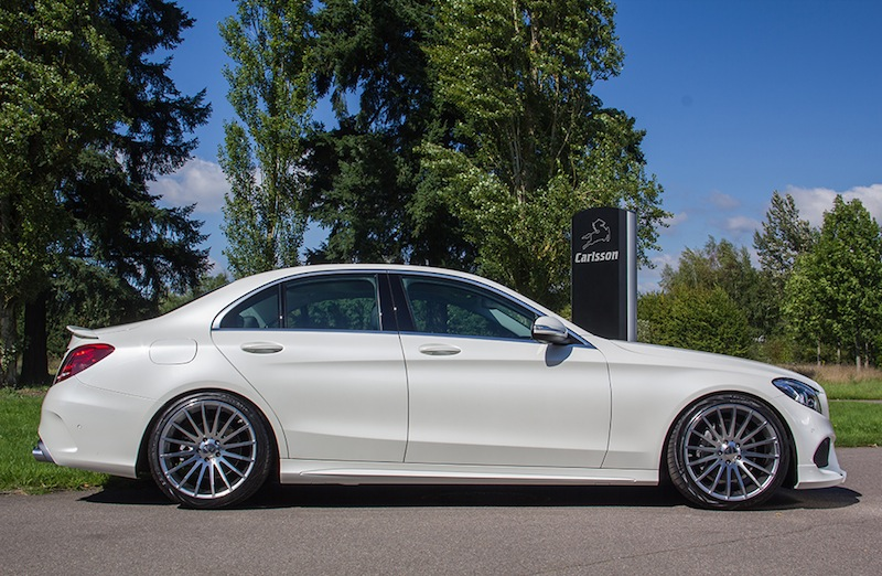 carlsson styling package for w205 c�class amg sport