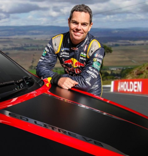 Craig Lowndes Holden Commodore Special Edition