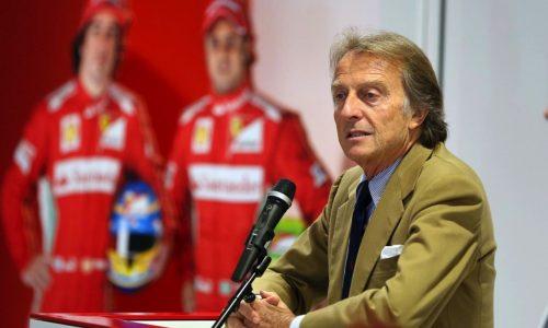 Ferrari boss Montezemolo quits, replaced by Marchionne on Oct. 13