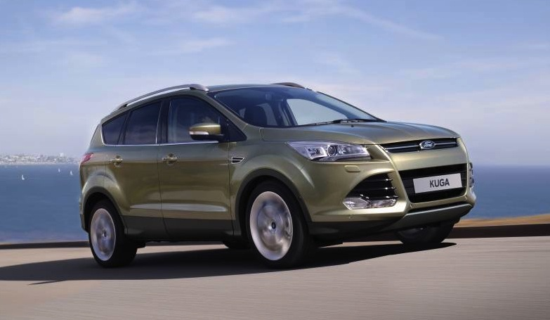 2015 ford kuga gets 176kw 2 0 ecoboost improved economy. Black Bedroom Furniture Sets. Home Design Ideas