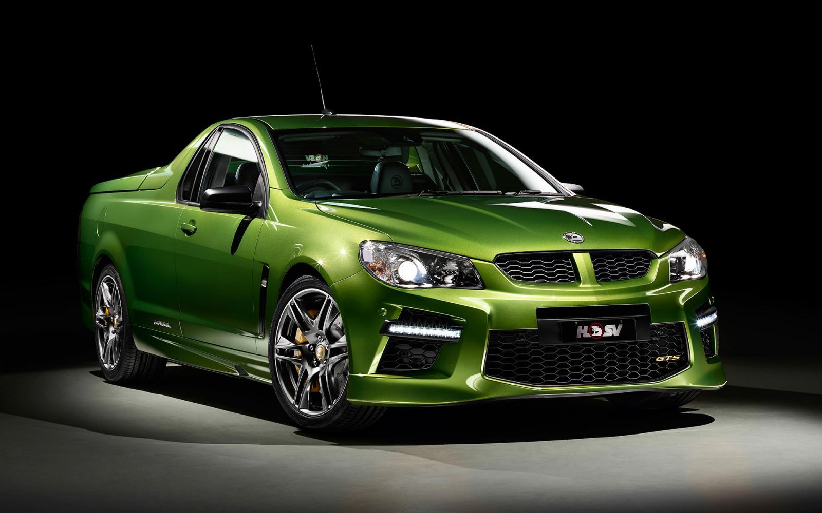 HSV GTS Maloo on sale in Australia, arrives November | PerformanceDrive