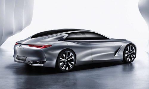 Infiniti Q80 Inspiration concept previews sleek coupe