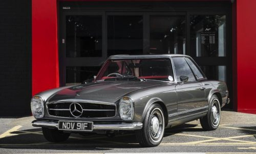 For Sale: Perfect 1967 Mercedes-Benz 250 SL