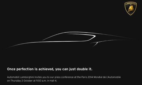 Lamborghini concept heading to 2014 Paris show, SUV?