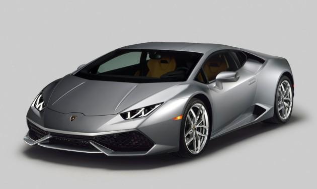 Lamborghini Huracan 610-4