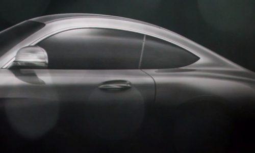 Another Mercedes-AMG GT teaser: Form & Function – Design