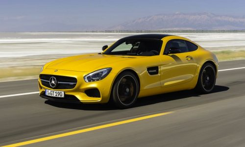 Mercedes-AMG GT & GT S officially revealed: 375kW, 1540kg