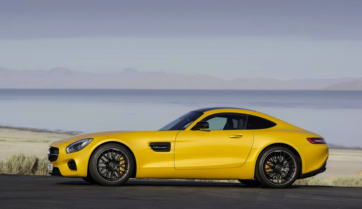 Mercedes Amg Gt Amp Gt S Officially Revealed 375kw 1540kg