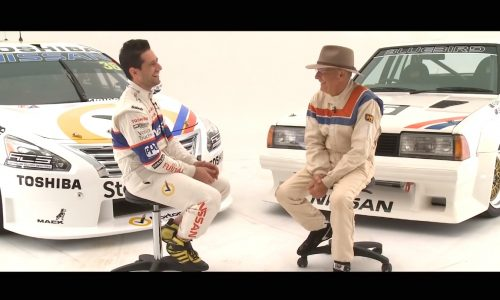 Nissan celebrates 30th anniversary of Bathurst 1000 pole