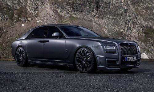 Novitec comprehensively tunes the Rolls-Royce Ghost