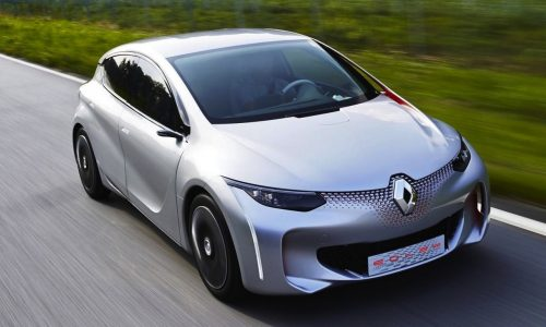 Renault EOLAB concept revealed, uses just 1L/100km