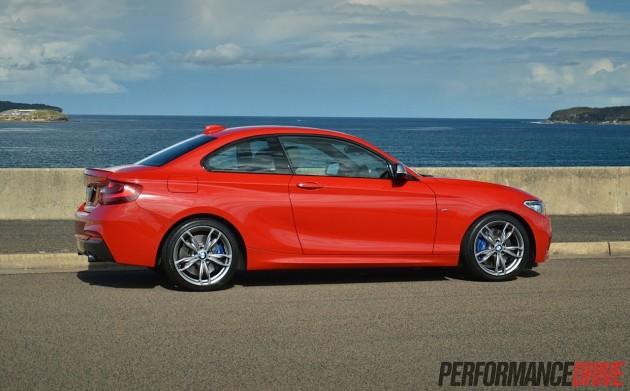 2014 BMW M235i-Australia