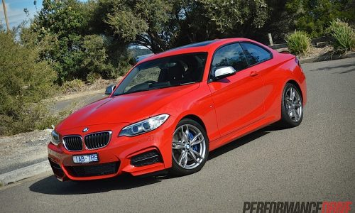2014 BMW M235i review (video)