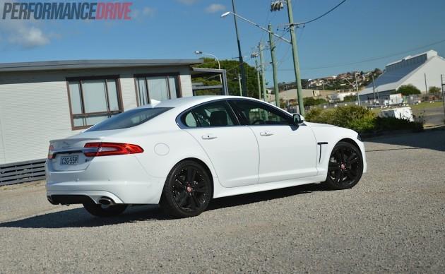 2014 Jaguar XF S Luxury-PerformanceDrive