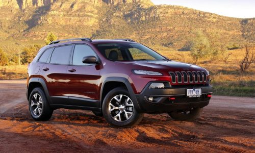 Australian vehicle sales for September 2014 – Jeep in top 10