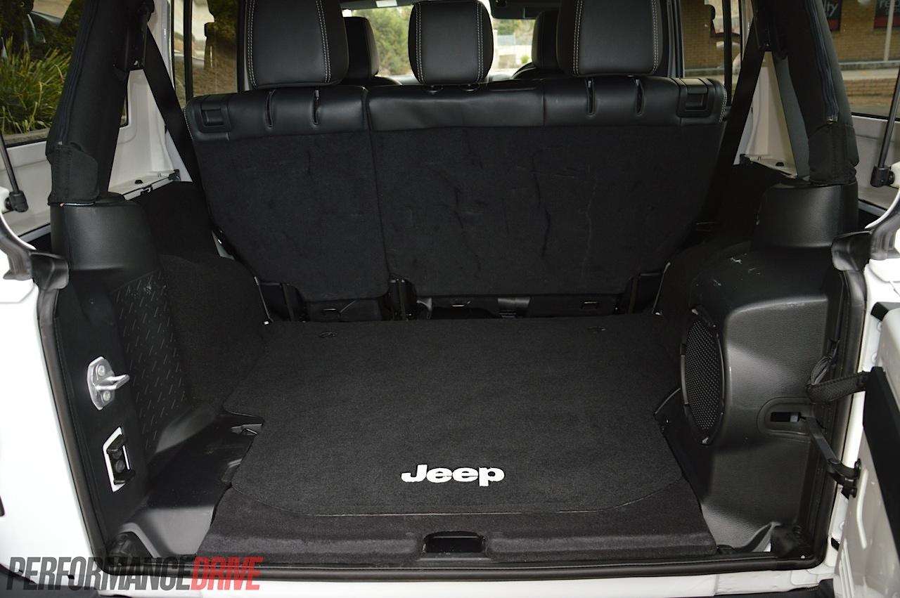 Jeep Wrangler Polar Cargo Space on 2014 Jeep Grand Cherokee Diesel