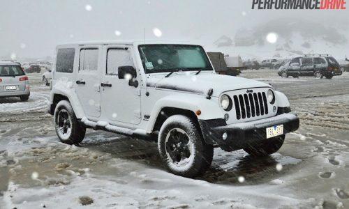 2014 Jeep Wrangler Polar review (video)