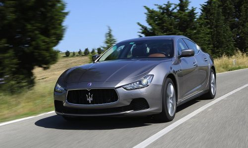 Maserati out-profits Ferrari for first time in 25 years
