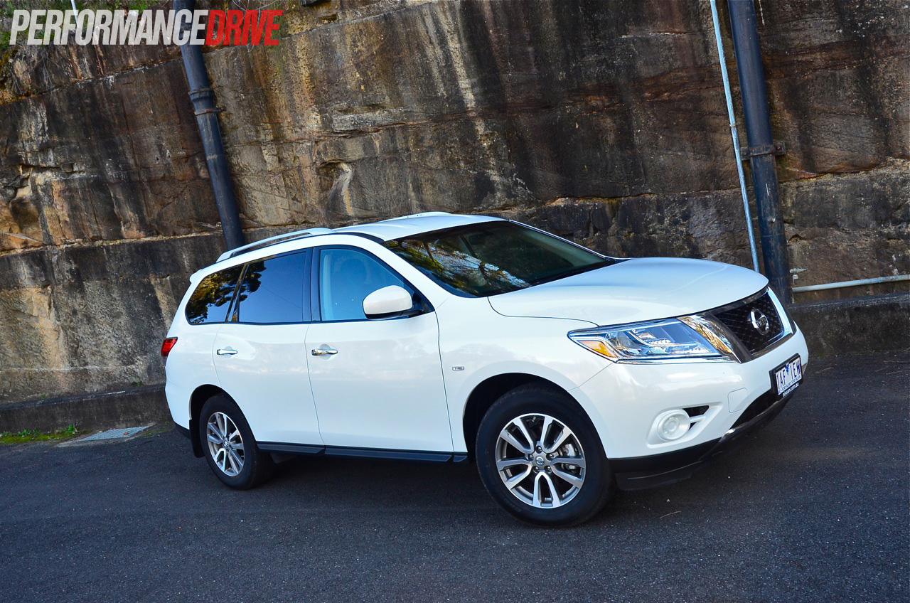 2014 Nissan Pathfinder St Review Video Performancedrive. 2014 Nissan Pathfinder St 2wd V6 Australia. Nissan. 2013 Nissan Pathfinder Rear Wiring Diagram At Scoala.co