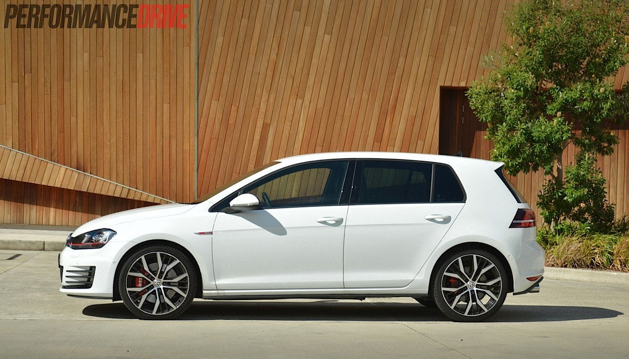 2014 Volkswagen Golf Gti Performance Mk7 Review Video