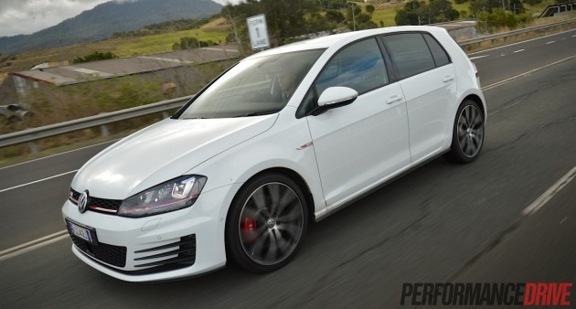 2014 Volkswagen Golf GTI Performance-Australia