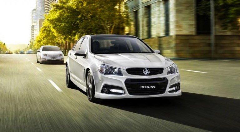 2015 Holden Vf Commodore Announced Redline Gets Paddle Shifters