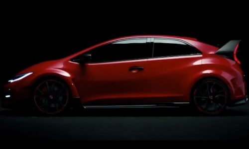 2015 Honda Civic Type R; 'Nurburgring record in sight'