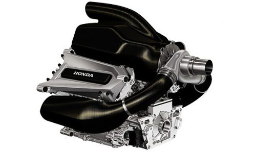 2015 Honda F1 engine revealed, with sound (video)