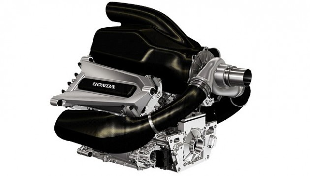 2015 Honda F1 engine