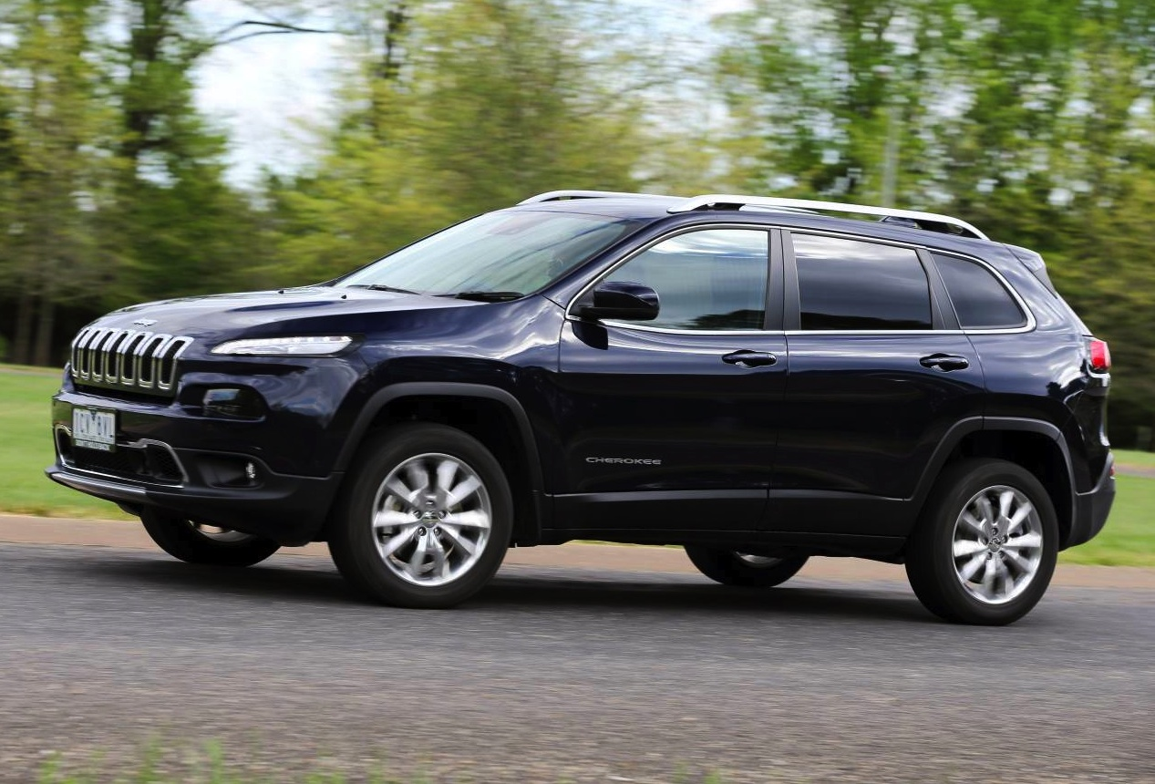 2017 Jeep Compass For Sale >> 2015 Jeep Cherokee Limited Diesel on sale from $49,000 ...