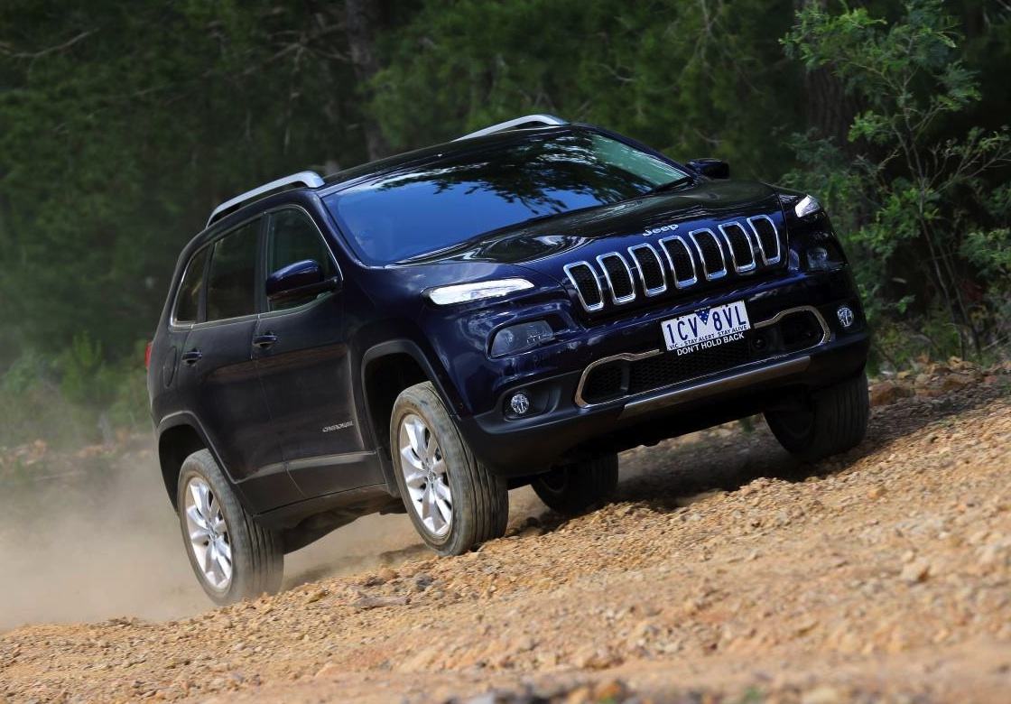 2015 Jeep Cherokee Limited Diesel on sale from $49,000 ...