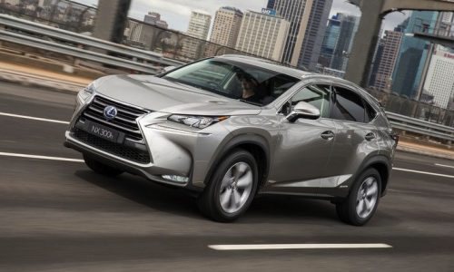 Lexus NX 300h now available in showrooms, from $55,000