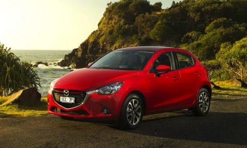2015 Mazda2 on sale in Australia from $14,990